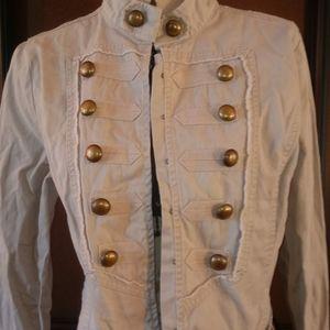 Cute military khaki jacket